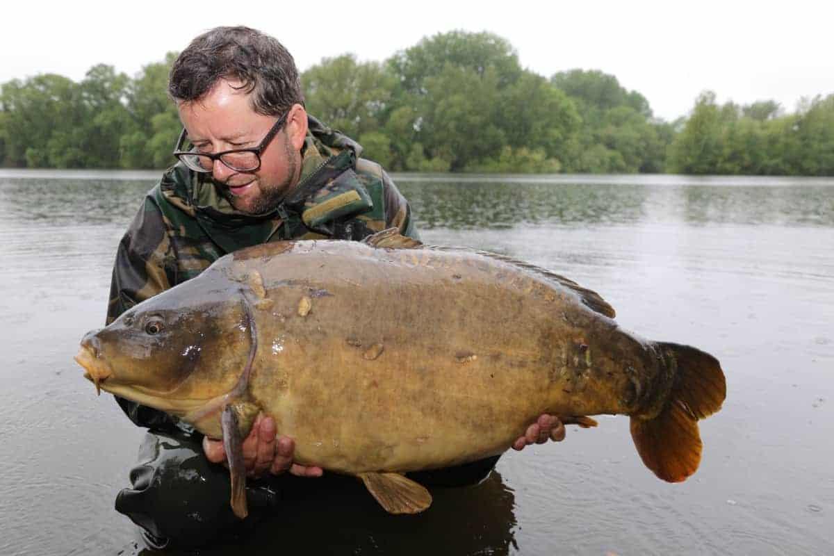 Martin Bowler carp fishing