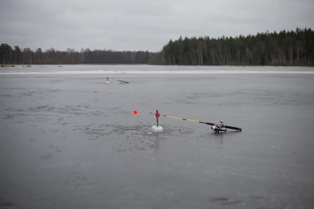 The Absolutely Best Way to Ice Fish for Northern Pike