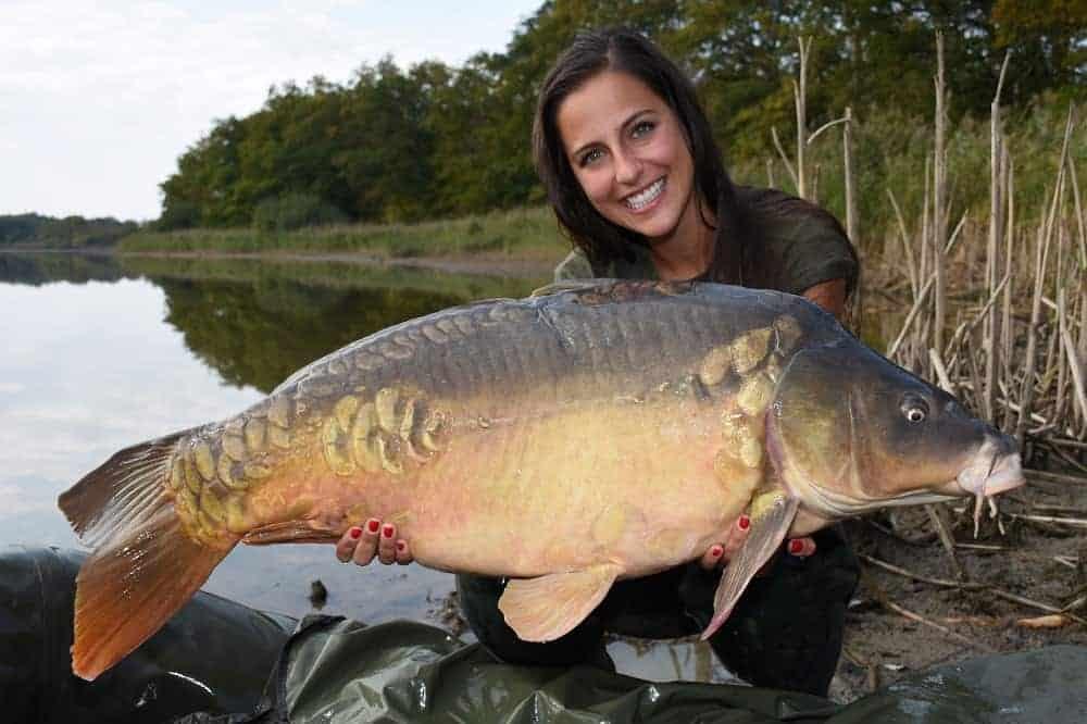 claudia darga an interview with a modern carp angler