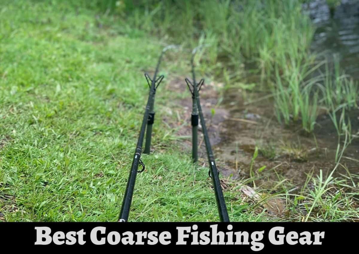 best coarse fishing gear