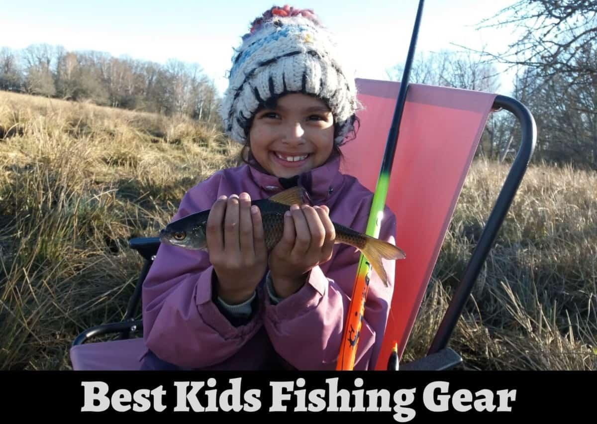 best kids fishing gear