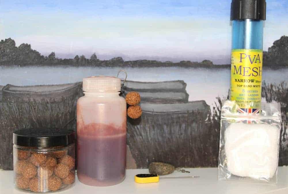 how long should baits soak in boilie dips