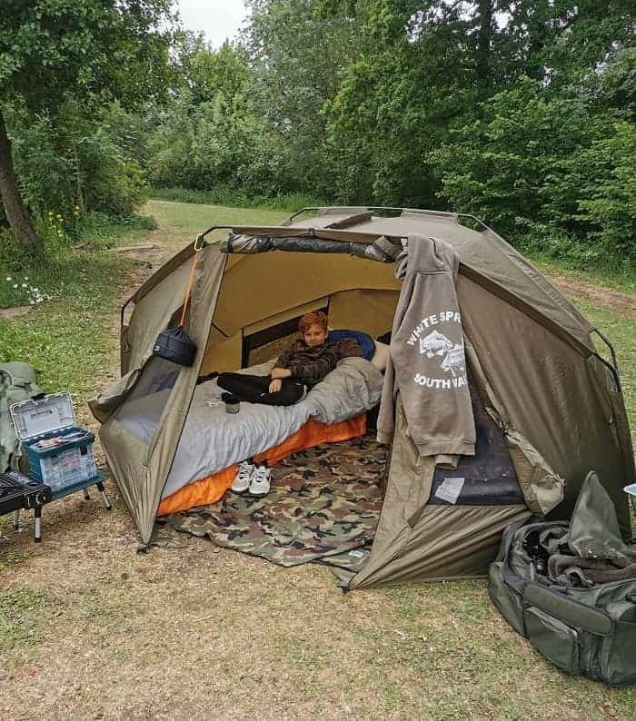 Can You Use a Fishing Bivvy for Camping