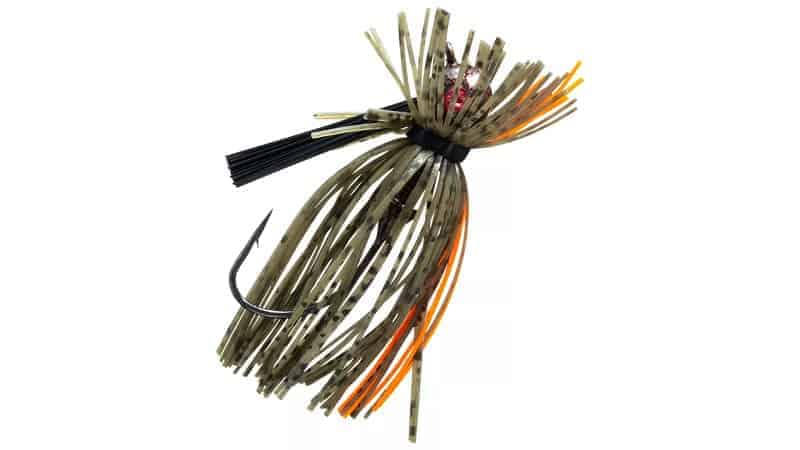 finesse jig for clear water bass