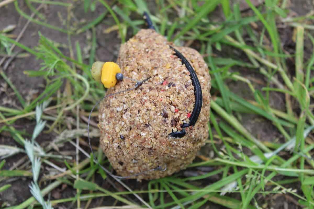 hirisi inline carp method feeder