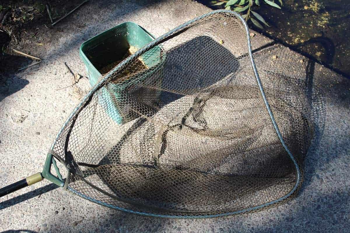 Drennan landing net