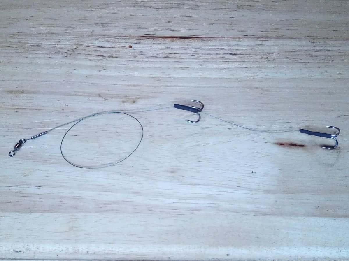 ready adjustable bait trace