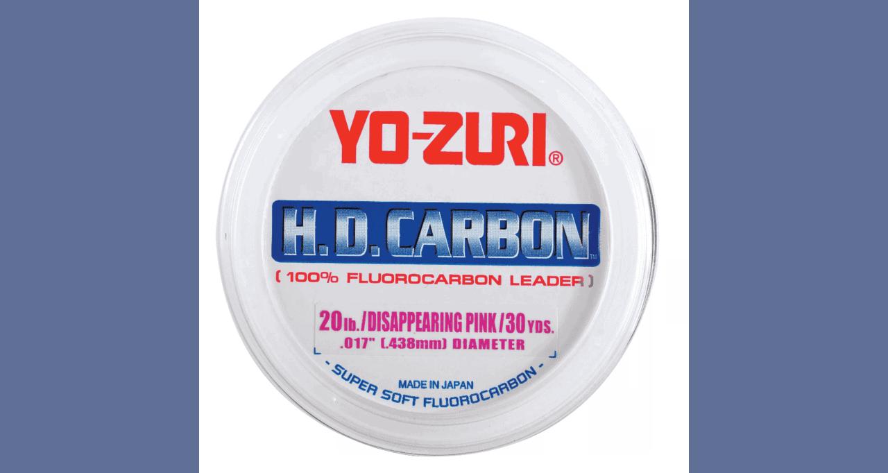 Yo-Zuri H.D. Fluorocarbon Leader