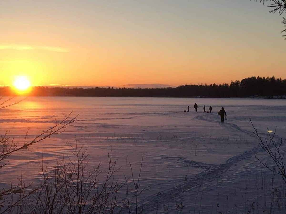 ice fishing forums