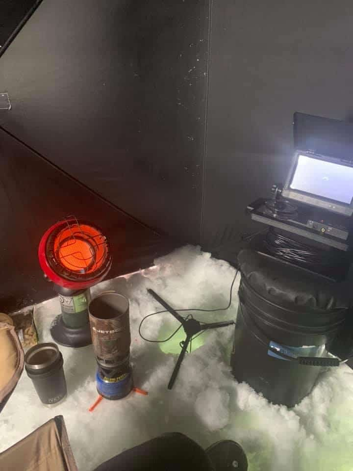 best thermos mug for ice fishing