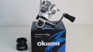 an image of an Okuma Inspira spinning reel